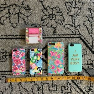Lilly Pulitzer Phone Case Bundle